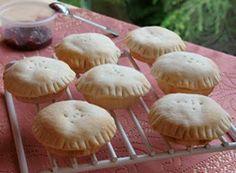little fruit tarts/pies: inkspired musings