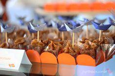 Mini-brownie - Auguri Festas