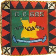 Companhia de Caçadores 685 Angola