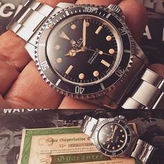 Rolex#5513 gilt #vintage