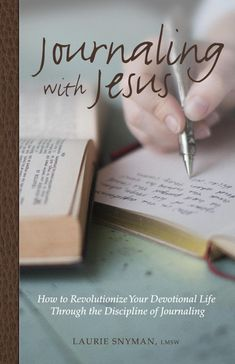 Journaling with Jesus Perhaps you have desired a more dynamic, personal relationship with Jesus. This book will take you through the steps of how to journal, but you will develop your own special style. Discover golden nuggets of truth that appear to be written to you only. Create a record that documents your life's up and downs, display how God has been with you during those times; leading you, inspiring you, answering your prayers and giving you encouragement for your future. Journaling…