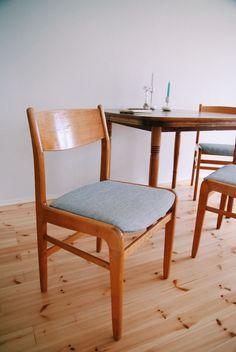 Kun muutin uuteen kotiini, päätin, ettei sinne tule yhtäkään uutta huonekalua.
