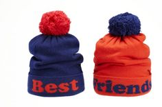 Best Friends Hats by Band of Outsiders for Target + Neiman Marcus