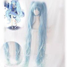 初音 lolita cosplay wig SE9672