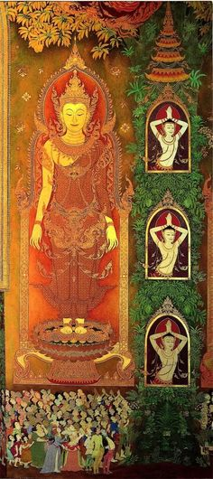 Bloggang.com : haiku : พระพุทธรูปฝีมือครูจักรพันธุ์ ๒