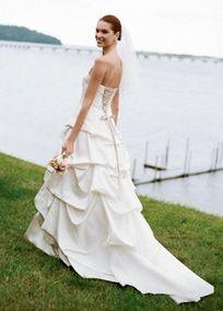 Wedding dress on pinterest bodice davids bridal and for Wedding dress preservation kit
