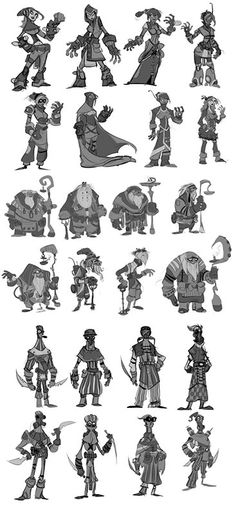 I WILL TAKE THIS COURSE - Fundamentals of Character Design, Character Design Master Classes - CGMA