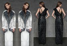 Ukrainian Valery Kovalska´s #womenswear #fashion