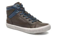 Hippe Sneakers TREVORO van Kaporal (Bruin) Sneakers van het merk Kaporal voor Kinder . Uitgevoerd in Bruin gemaakt van Synthetisch materiaal.