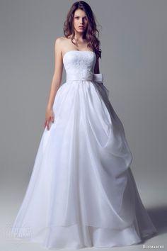 ... Elegant Blumarine Bridal 2014 Wedding Gowns Collection   Weddingomania