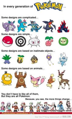 """i like this because pokemon has been getting ragged on lately. people saying they are lazy and are are loosing their touch. to that i say, """"then you don't like pokemon as much as you thought you did. Pokemon Funny, Pokemon Memes, All Pokemon, Pokemon Stuff, The Legend Of Zelda, Pikachu, Ds Games, Pokemon Pictures, Catch Em All"""