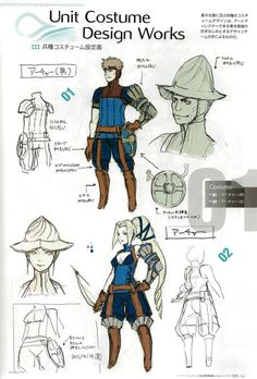 Animation Tidbits • Fire Emblem: Awakening - Concept Art  ★ || CHARACTER DESIGN REFERENCES™ (https://www.facebook.com/CharacterDesignReferences & https://www.pinterest.com/characterdesigh) • Love Character Design? Join the #CDChallenge (link→ https://www.facebook.com/groups/CharacterDesignChallenge) Share your unique vision of a theme, promote your art in a community of over 45.000 artists! || ★