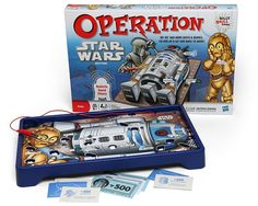Help Fix R2-D2 In Star Wars Themed Version of Operation Game
