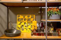 details | mini bar | Studio das Arquitetas by AT arquitetura para a Mostra Casa e Cia 2015 | Núcleo Formacco Trompowsky Corporate | Florianópolis, SC