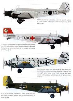 """Junkers Ju 52 """"Tante Ju"""" (Aunt Ju / Tia Ju)"""