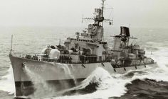 Rotterdam) was a destroyer of the Friesland class. The ship was in service with the Royal Netherlands Navy from 1957 to In 1981 the ship was taken out of service (RNN) and sold to Peru where it was renamed BAP Diez Consecos. Tin Can Sailors, Navy Ships, Royal Navy, Battleship, Rotterdam, World War Ii, Sailing Ships, Dutch, Pictures