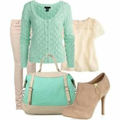 Mint to be Nude #Fashion101