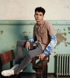 Topman Summer 2016 Lookbook Shot by Gosha Rubchinskiy