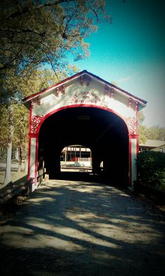 Covered Bridge, Crown Point IN