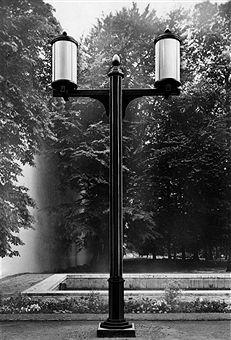 1938 Strassenlaterne Ost-West-Achse (Albert Speer)