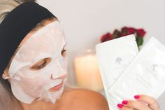 Nu Skin, Recovery, Facial, Alice, Business, Top, Masks, Facial Treatment, Facial Care