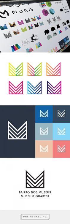 Museum Quarter Logo - Irina Blok