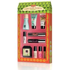 Socially Conveyed via WeLikedThis.co.uk - The UK's Finest Products -   Benefit Fun Size Flirts - Limited Edition - Worth £73.65 http://welikedthis.co.uk/benefit-fun-size-flirts-limited-edition-worth-73-65