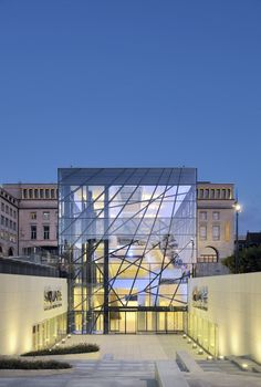 Square - Brussels Meeting Centre,Courtesy of A2RC Architects