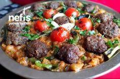 Parmak Kebabı Tarifi – Nefis Yemek Tarifleri Tasty Dishes, Salsa, Meat, Ethnic Recipes, Food, Essen, Salsa Music, Meals, Yemek