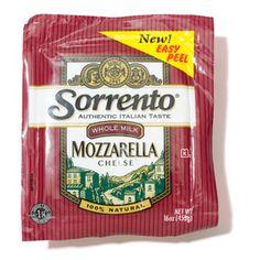 2011 Mozzarella Cheese WINNER Sorrento Whole Milk Mozzarella; RECOMMENDED Kraft Low-Moisture Part-Skim Mozzarella (block), Boar's Head Whole Milk Low Moisture Mozzarella; RECOMMENDED WITH RESERVATIONS Kraft Low-Moisture Part-Skim Mozz (shredded) (our favorite among the shredded cheeses), Organic Valley Low-Moisture Part Skim Organic Mozz, Sorrento Galbani Part-Skim Mozz, Horizon Organic Low-Moisture Part-Skim Mozz, Organic Valley Low-Moisture Part-Skim Mozz; NOT RECOMMENDED Sargento Classic…