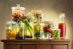 Sterilizujeme zeleninu: Na sladko aj netradične