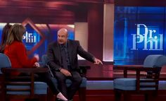 Why is #drphi pointing at empty chair. Find out http://www.inspirationsyouth.com/karen-corcoran-walsh-dr-phil-guest-on-cliffhanging-episode/