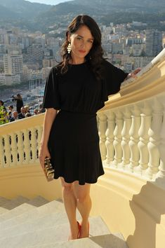 Robin Tunney Photos Photos - Robin Tunney attends a Cocktail Party At Ministry Of State on June 2013 in Monte-Carlo, Monaco. - 'The Mentalist' Photo Call in Monaco Robin Tunney, Celebrity Outfits, Celebrity Pictures, Celebrity Style, The Mentalist, Selena Gomez Dress, Robin Wright, Simon Baker, Weekly Outfits