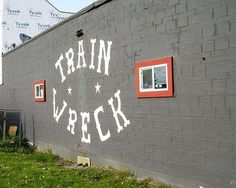 The Train Wreck (Burlington, WA)