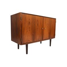 Image of Hundevad Danish Modern Brazilian Rosewood Credenza
