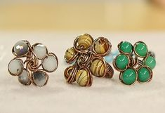 Wire Ring Making With Eva Sherman: 5 Tips for Making Stylish Wire Rings and More - Jewelry Making Daily