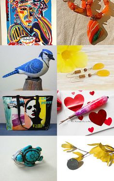 Live In Color by Susan on Etsy--Pinned with TreasuryPin.com