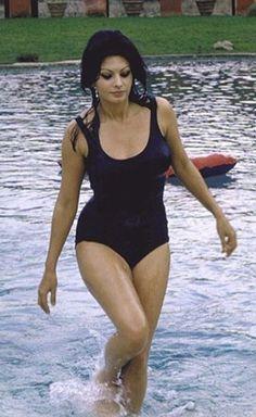 Timeless Beauty — Sophia Loren