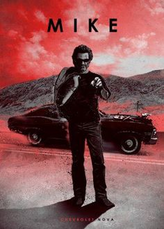 stuntman mike death proof movie grindhouse