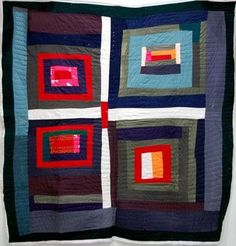 Gees Bend quilts -- love
