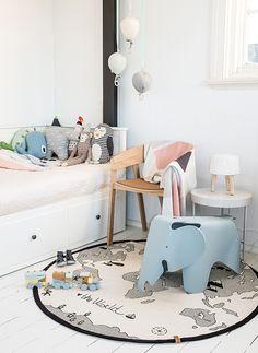 habitacion infantil de tendencia