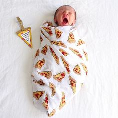 Pizza Baby! @megansayers spearmintLOVE.com