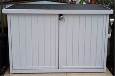 Bicycle Storage, Bike Shed, Sheds, Storage Solutions, Outdoor Decor, Design, Home Decor, Shed Houses, Decoration Home