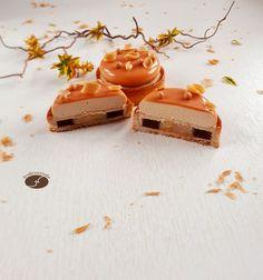 Tartelette ambrée - Les desserts de JN