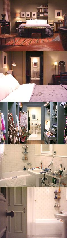IN DA HOUSE: O APARTAMENTO DE CARRIE BRADSHAW                                                                                                                                                                                 More
