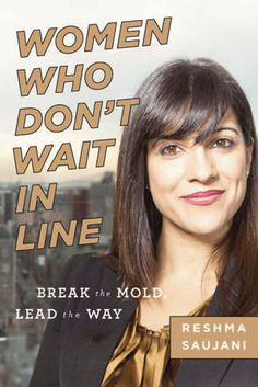 """It's complicated (but doesn't have to be), according to authors Randi Zuckerberg and Reshma Saujani in their books from 2013. Be authentic to """"untangle our wired lives"""" and """"break the mold, lead the way."""""""