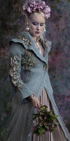 Violet, Runway Fashion, Vintage Antiques, Red Carpet, Street Style, Floral, Hunters, Beautiful, Figs