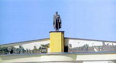 Monument to Miguel Ramos Arizpe in Ramos Arizpe, Coahuila, Mexico - Tour By Mexico ®