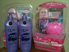 olay body gift sets