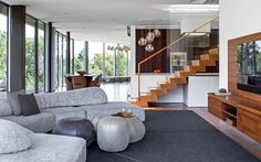 A Massive Los Angeles House by Hagy Belzberg and Delta Wright